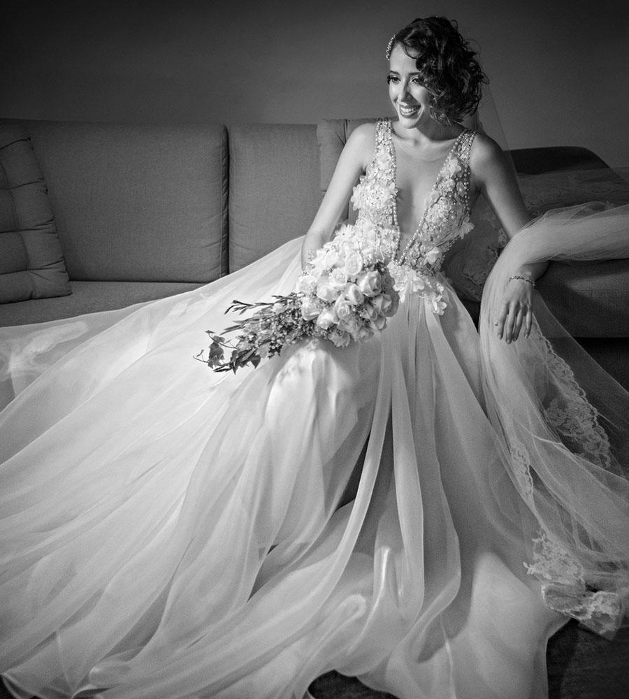 Miriam Rodríguez, High Fashion Bridals